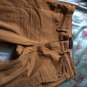 Pants - Aeropostale Skinny Ripped Jeans
